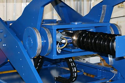 Customised lifting systems Automotive industry