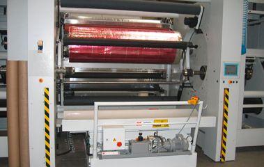 Papierindustrie - Verfahrbarer Muldenhubtisch